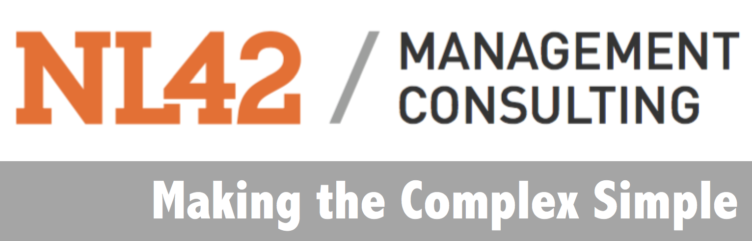 logo NL42 making complex simple