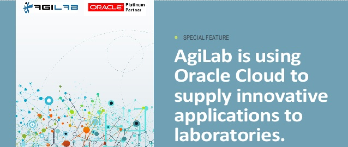 AgiLab moves their LIMS Solutions to Oracle Cloud