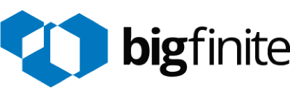 logo bigfinite transparent