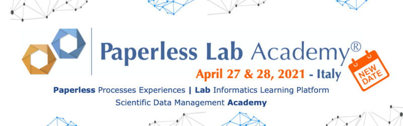 Paperless Lab Academy 2021