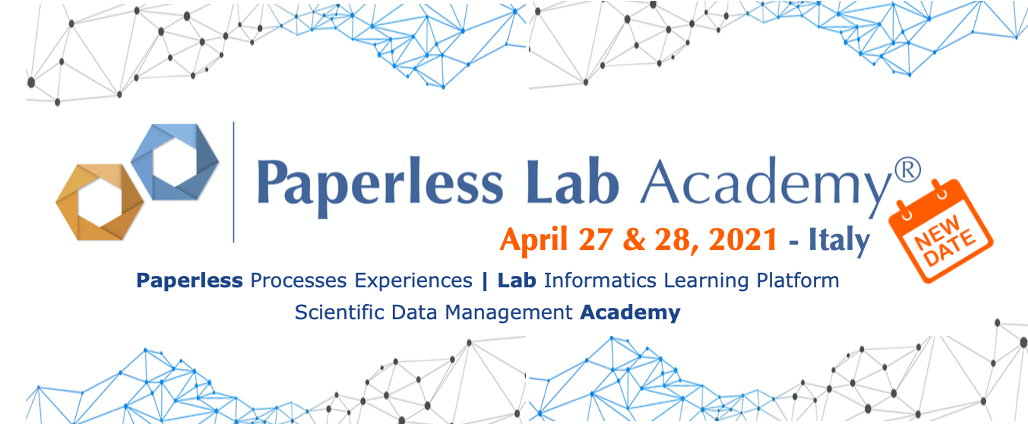 Paperless Lab Academy 2021