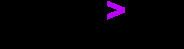 Logo accenture purple