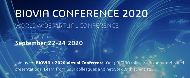 biovia virtual conference