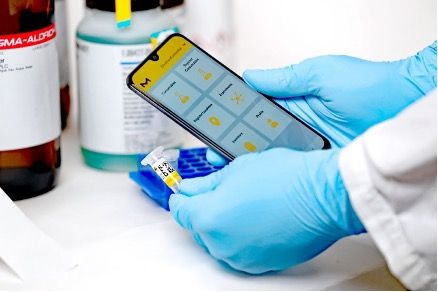 merck smart seal label RFID