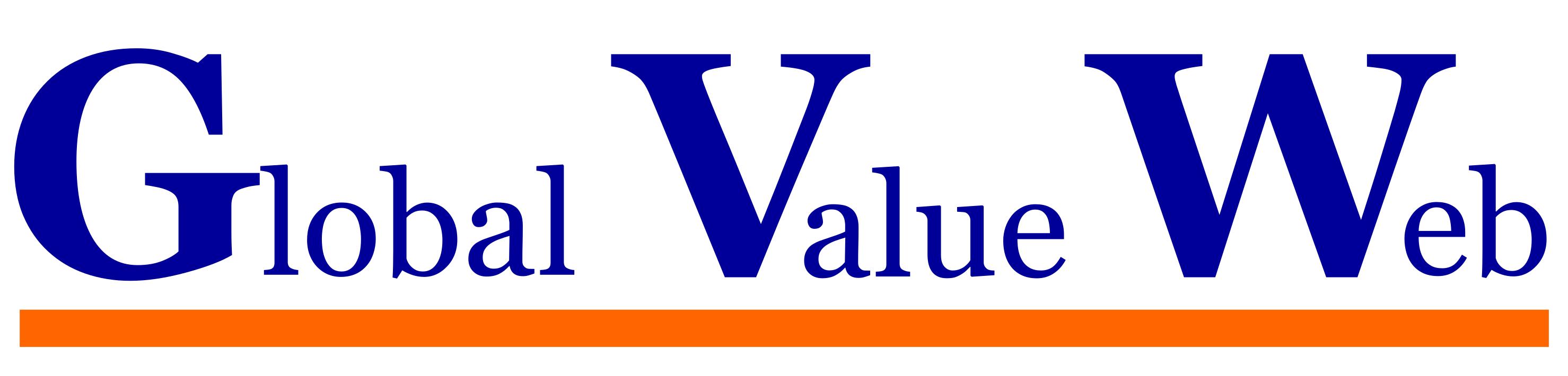 Global Value Web Logo