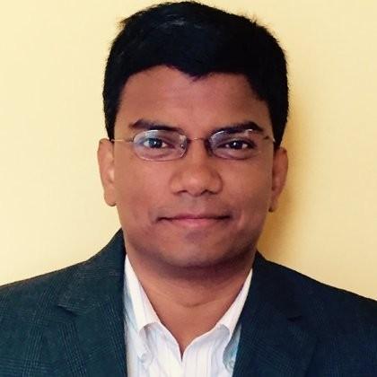 Vijay Raju Novartis PLA2021