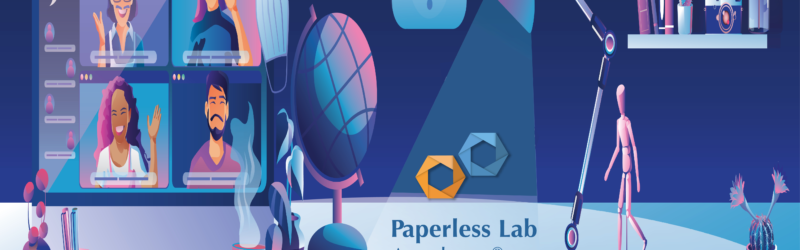Paperless lab academy virtual edition