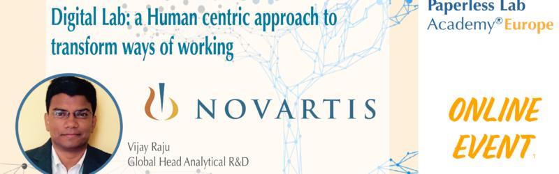 Novartis Paperless Lab Academy 2021