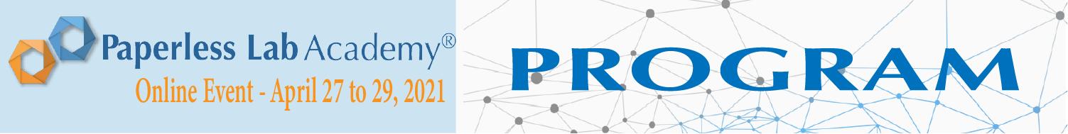 Paperless Lab academy 2021 program