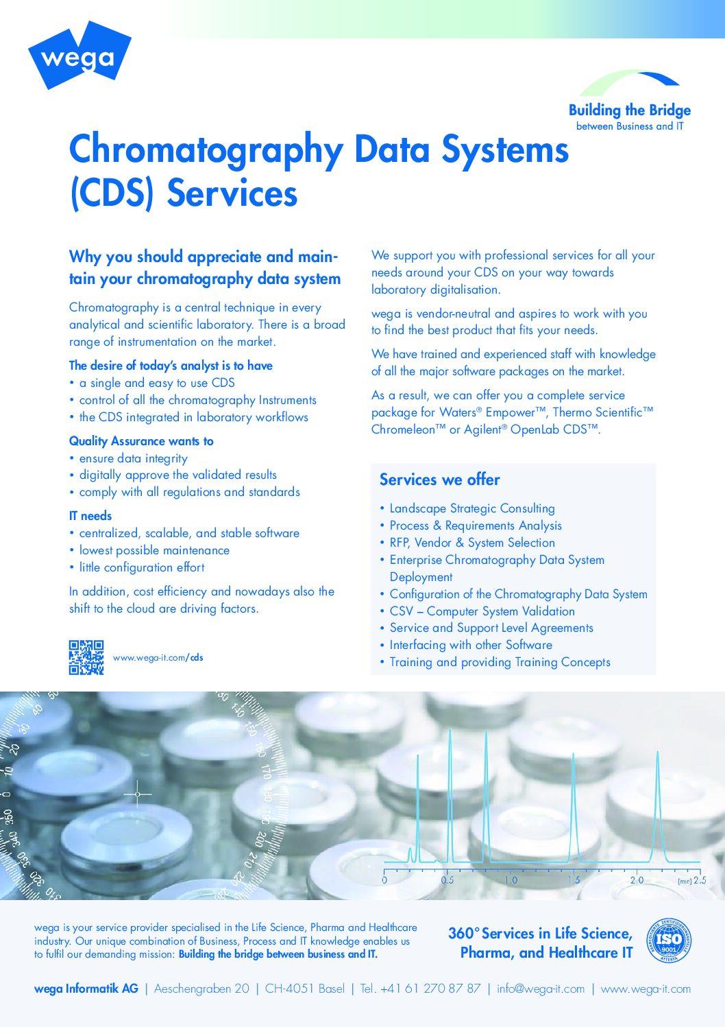 CDS services