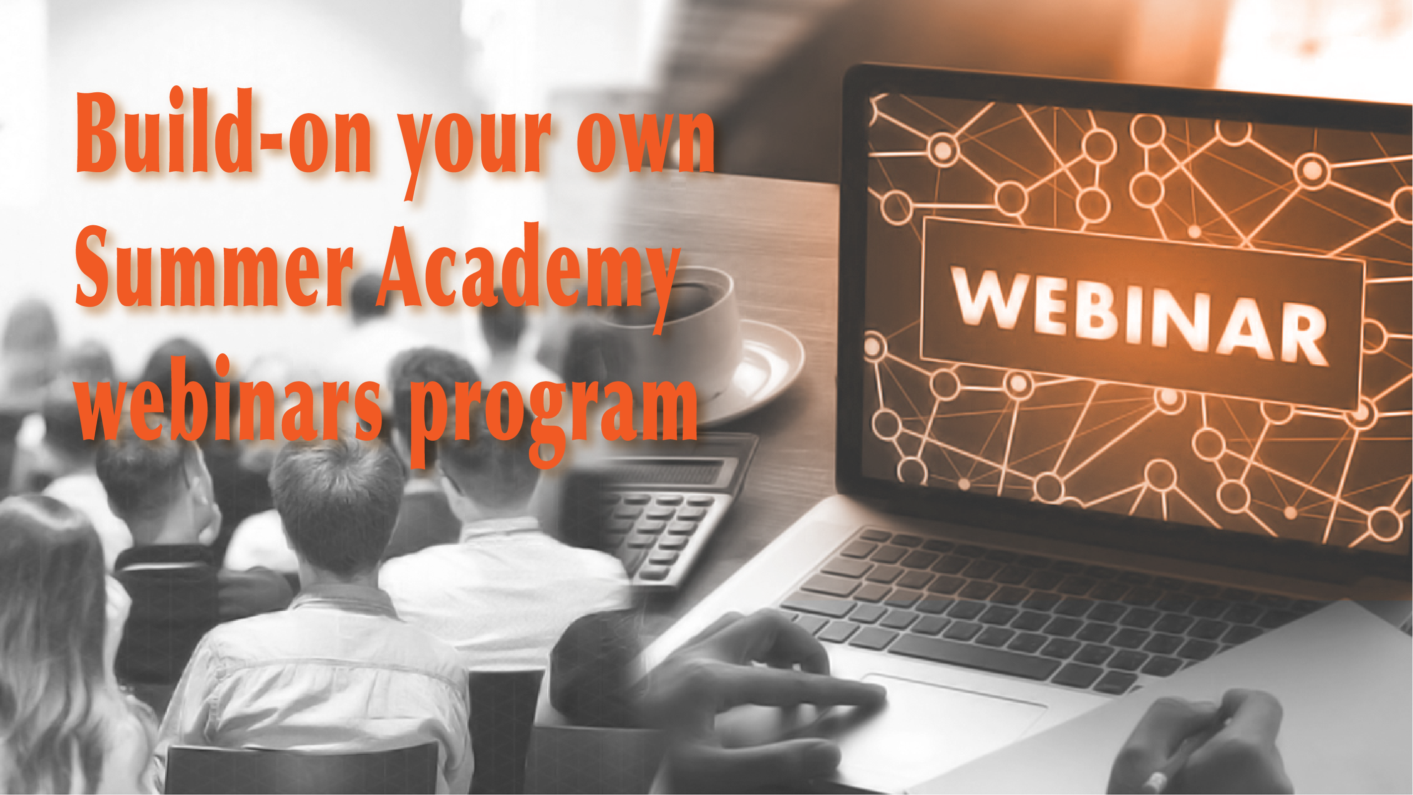 academy webinars program