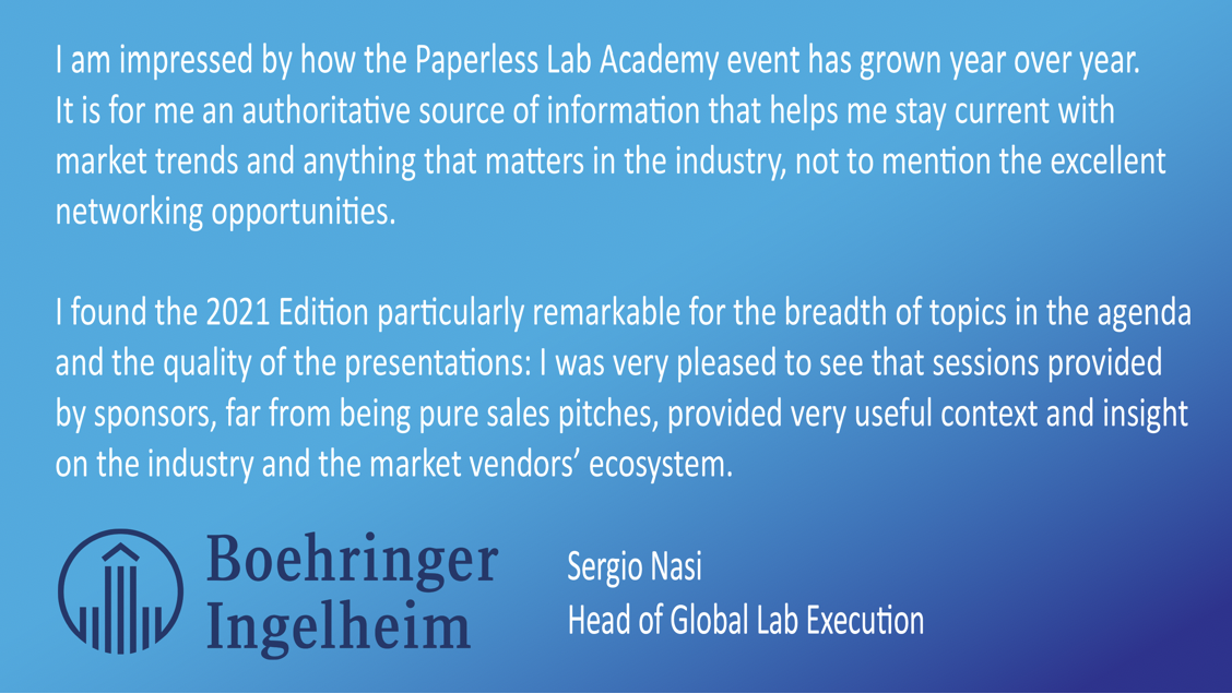 Sergio Nasi Boehringer Testimony